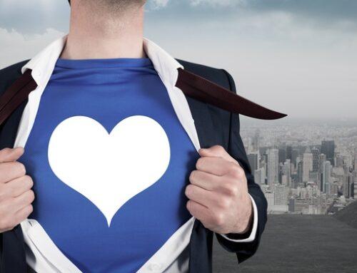 Love Trumps Superheroes